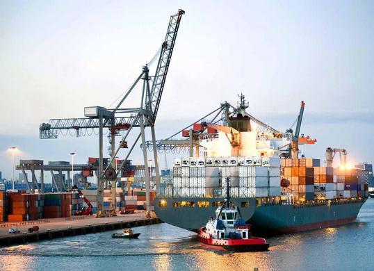 Dịch vụ vận chuyển đường biển rất phổ biến hiện nay