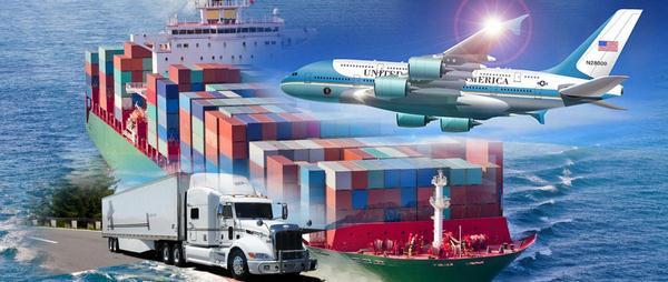 Những khâu chuyển hàng quốc tế