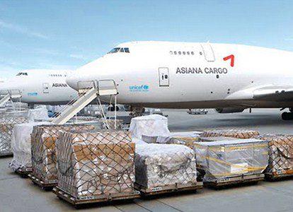 Dịch vụ vận chuyển đường hàng không giá rẻ uy tín chất lượng