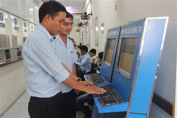 Lợi ích của dịch vụ công trực tuyến hải quan