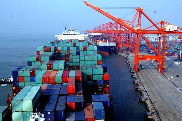 Các sản phẩm vận chuyển đường biển
