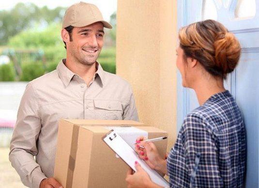 Dịch vụ chuyển hàng quốc tế qua bưu điện