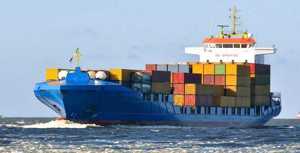 Vận chuyển đường biển ngày càng phát triển