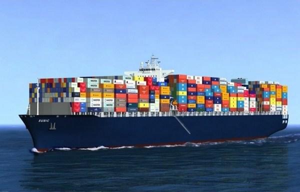 Vận chuyển đường biển dùng chuyên chở các hàng hóa nặng, cồng kềnh nhất