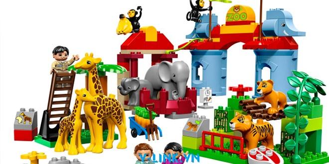 Thủ tục nhập khẩu đồ chơi trẻ em