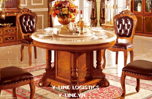 Thủ tục xuất khẩu đồ nội thất gỗ
