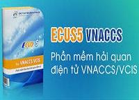Các bước khai báo hải quan điện tử bằng phần mềm Ecus
