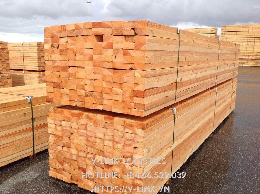 Thủ tục nhập khẩu gỗ