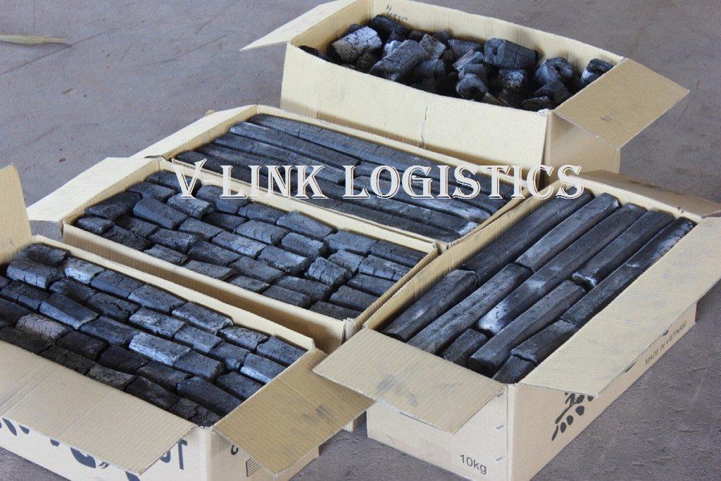 Thủ tục xuất khẩu than củi