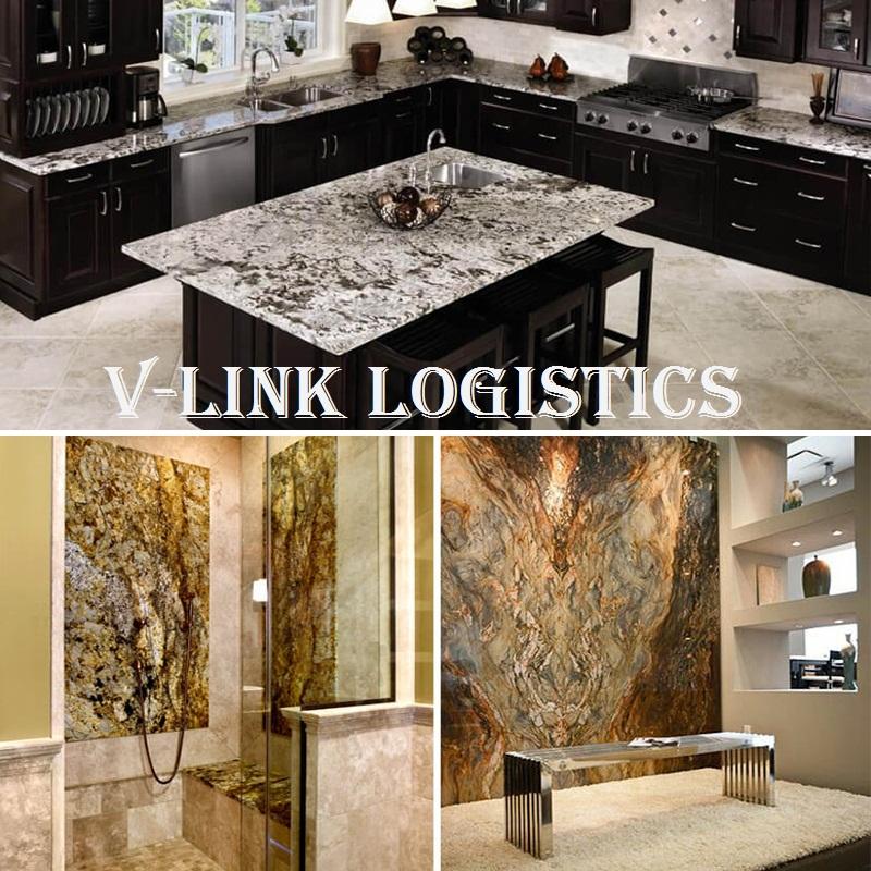 Thủ tục nhập khẩu đá Granite, đá hoa cương