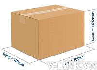 Thủ tục nhập khẩu thùng carton 01