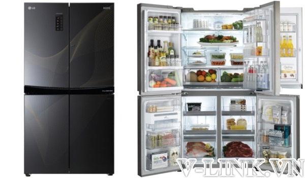 Thủ tục nhập khẩu tủ lạnh gia đình