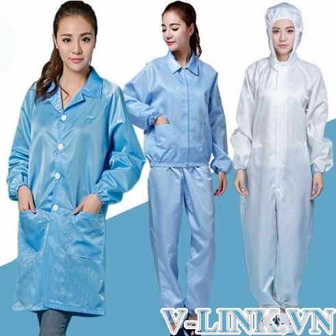 Thủ tục xuất khẩu quần áo bảo hộ y tế