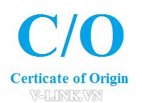Dịch vụ xin cấp C/O