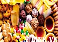 Thủ tục nhập khẩu bánh kẹo