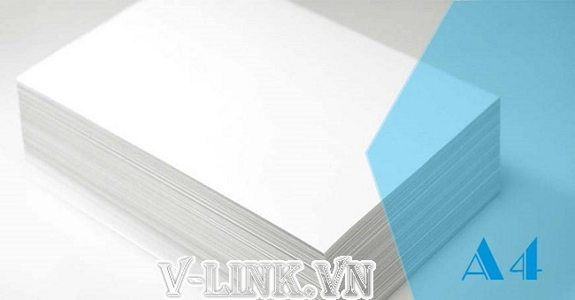 Thủ tục xuất khẩu giấy A4